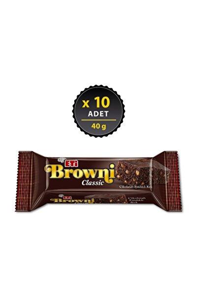 Eti Browni Fındıklı 40 G X 10 Adet