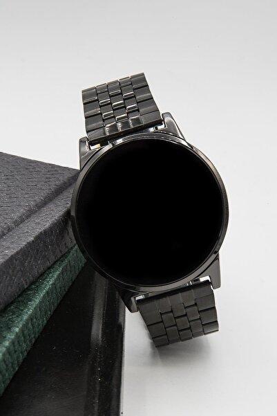 Spectrum Unisex Siyah Dokunmatik Kol Saati Xt250321