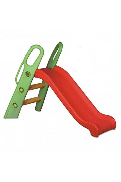 Muhcu Toys Çocuk Renkli Bahçe Oyuncağı Kaydırak