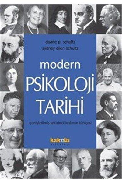 Kaknüs Yayınları - Ders Kitapları Modern Psikoloji Tarihi