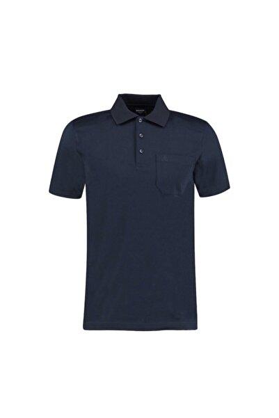 Sarar Erkek Lacivert Polo Yaka T-shirt