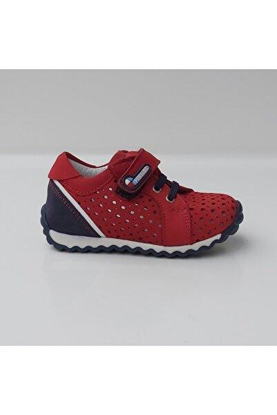 Perlina 270 Içi Dışı Hakiki Deri Delikli Ayakkabı