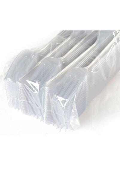 PACK Plastik Çatal 100 Adet