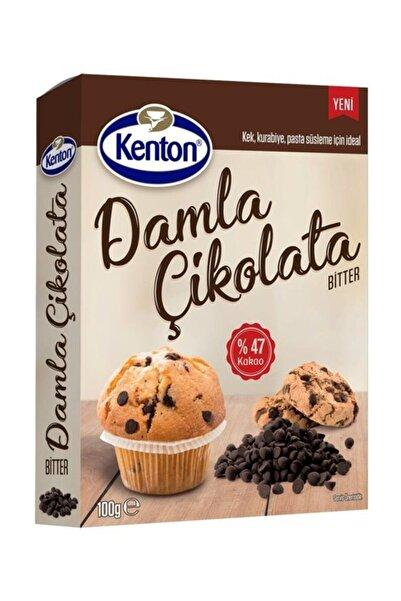 Kenton Damla Çikolata Bitter 100 Gr