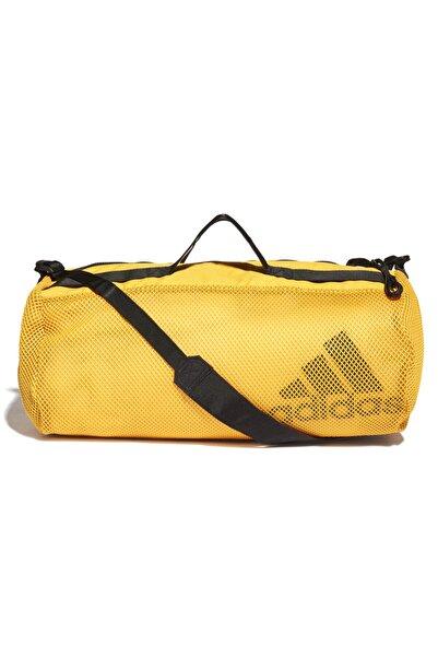 adidas W St Duffel Ms Kadın Sarı Antrenman Çanta Gm4557