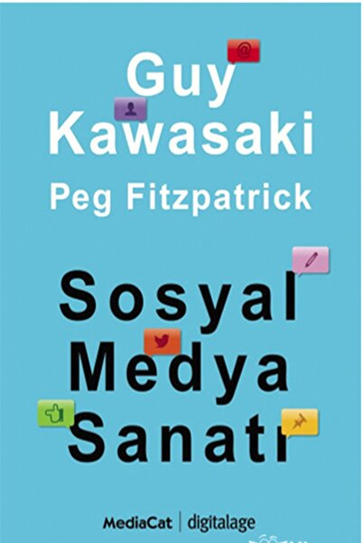 MediaCat Kitapları Sosyal Medya Sanatı