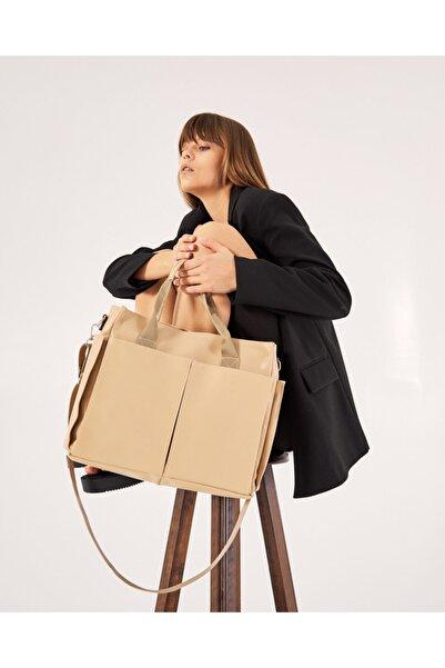 Shule Bags Kadın Everyday Bag Milano Sütlü Kahve