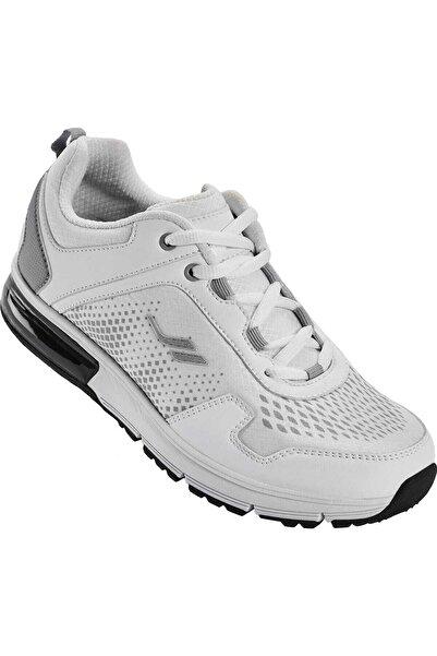 Lescon Beyaz Kadın Airtube Spor Ayakkabı