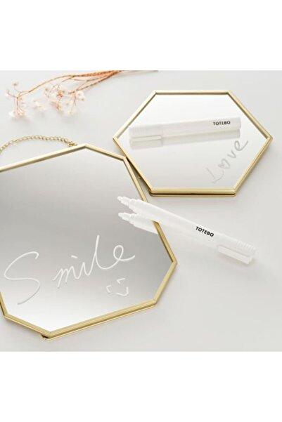 IKEA Gold Dekoratif Ayna