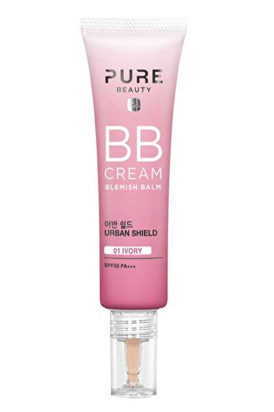 PURE BEAUTY New Jenaration Bb Cream Spf50 Pa+++ Ivory(açık Ve Orta Ten ) 30 Ml