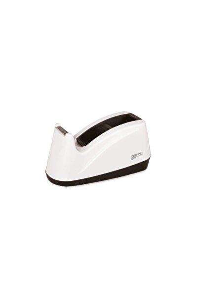Gıpta Selefon Bant Makinası Orta Boy 19x33 Mekanizmalı Abs Beyaz F2071