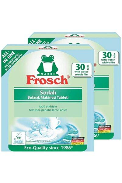 Frosch Sodalı 30lu Bulaşık Makinesi Tableti X 2 Paket