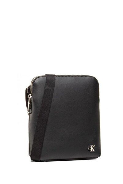 Calvin Klein Erkek Calvin Klien Flatpack W/pckt Smo Çapraz Askılı Erkek Çantası K50k506158
