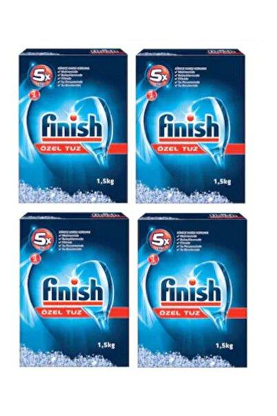 Finish 5 Etkili Bulaşık Makinesi Tuzu 4 X 1500 gr