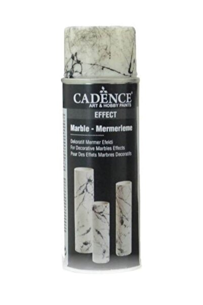 Cadence Sprey Mermer Efekti SİYAH