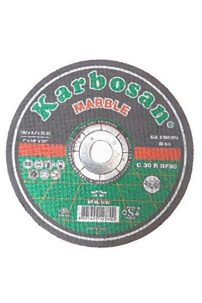KARBOSAN Mermer Kesme Diski 180x3,2x22,23 Marble