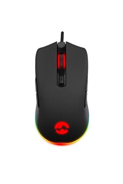 Everest Rampage Sgm-l1 Lumos 6400dpi Rgb Ledli Makrolu Gaming Oyuncu Mouse 8 Tuşlu
