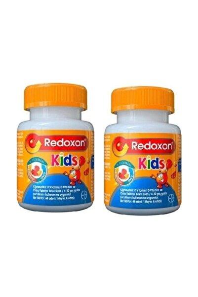 Redoxon Kids 60 Tablet 2 Kutu Özel Fiyat