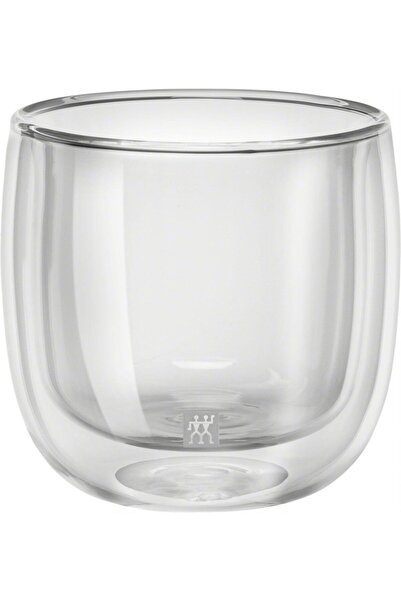 ZWILLING Sorrento Çift Camlı 2'li Çay Bardağı Seti 240 ml 395000770