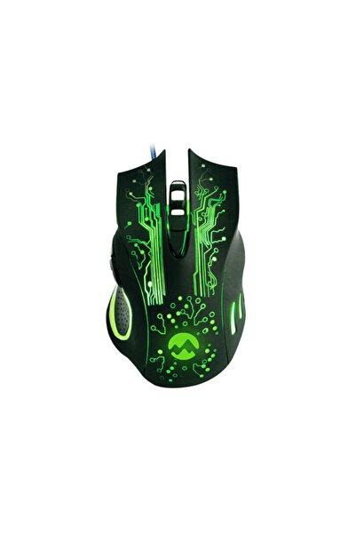 Everest Sm-790 Swanky Siyah 3200 Dpı Gaming Oyuncu Mouse