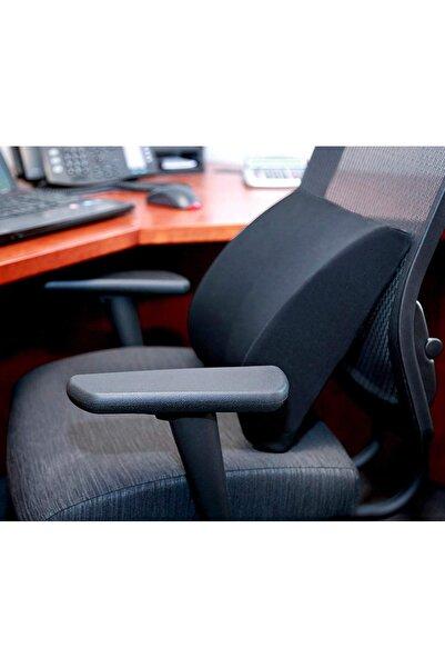 Ankaflex Ofis Koltuk Sandalye Bel Destek Yastık Minderi Ortopedik Sırt Dayama Yastığı