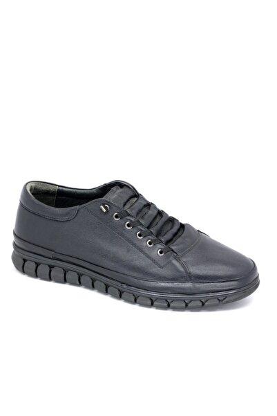 PUNTO 692004 Taban Rahat Hakiki Deri Erkek Günlük Ayakkabı