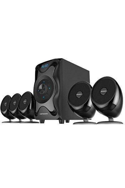 Kamosonic Ks-2510 Ev Sinema Ses Sistemi 5+1 750w Bluetooth