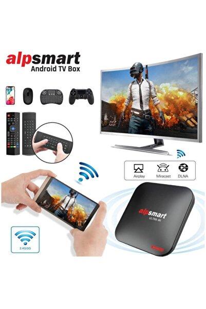 Alpsat Alpsmart As-565-x3 Android Tv Box 4 Gb Ram 32 Gb Hafıza