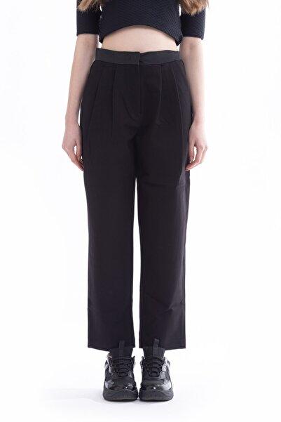 Emporio Armani Kadın  Bol Kesim Pantolon