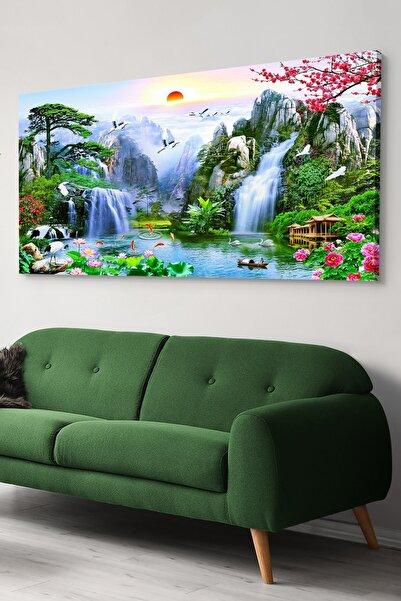 Evinemoda Doğa Manzarası Kanvas-canvas Tablo