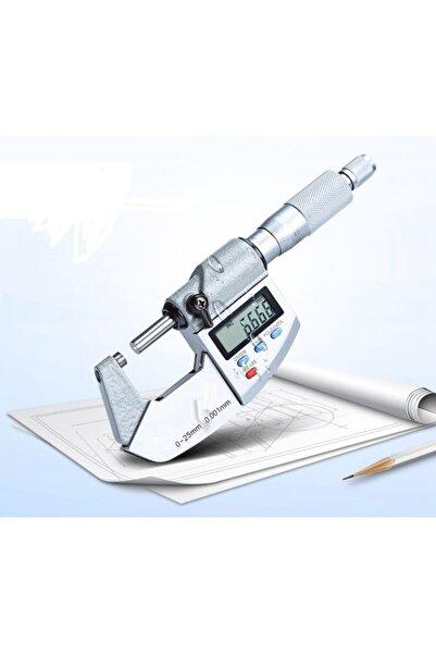 Bizim Depocu Nitools Dijital Elektronik Mikrometre 0-25 Mm