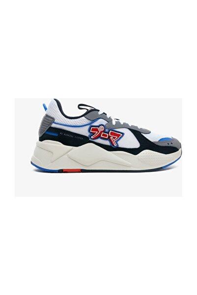 Puma Rs X Japanorama Erkek Beyaz Spor Ayakkabı