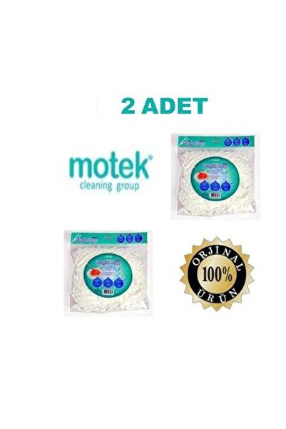 Motek Yedek Püskül Mop Fix,pratik,trent,mopida,comfort Modellerine Uyumlu 2 Adet
