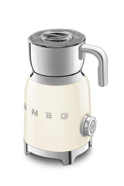 SMEG Mff01wheu Süt Köpürtme Makinesi Beyaz