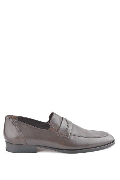 İgs Erkek Kahverengi Klasik Ayakkabı