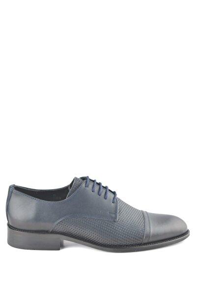 İgs Erkek Lacivert  Klasik Ayakkabı