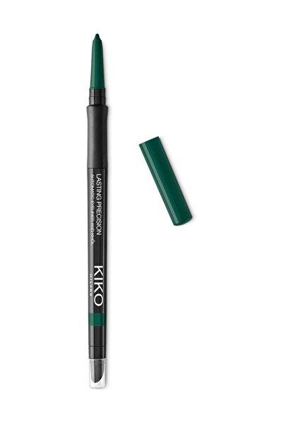 KIKO Göz Kalemi - Lasting Precision Automatic Eyeliner & Kajal 18 Deep Green