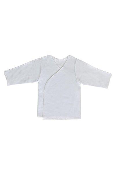 Sevi Bebe Beyaz Prematüre Içlik (2 Adet) Art-532