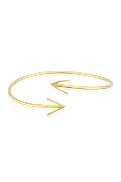 Lyra Design Kadın Altın Renk Tasarım Artemis Bileklik