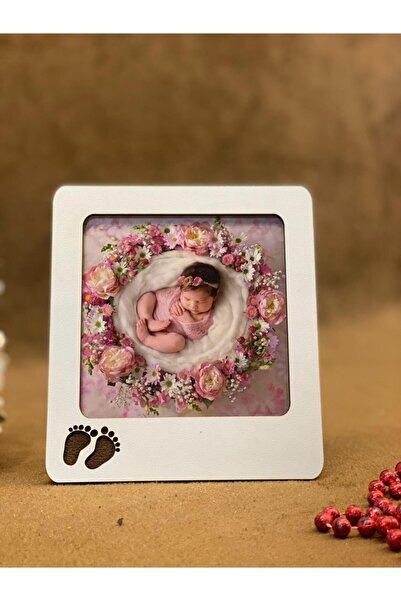 Express Beyaz Bebek Çerçevesi