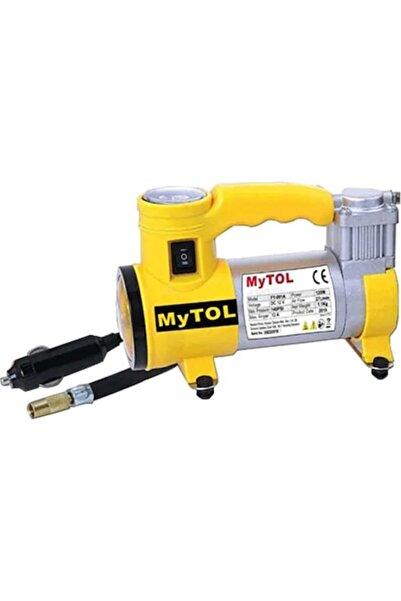 MYTOL Fy 001a Mini Araç Kompresörü Lastik Şişirme 12v