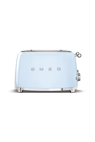 SMEG Pastel Mavi 4 Dilimli Ekmek Kızartma MakinesiTsf03pbeu