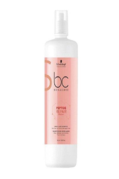 Bonacure Schwarzkopf Bc Bonacure Peptide Repair Rescue 1000 ml Şampuan