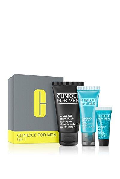 Clinique For Men Erkek Cilt Bakım Seti