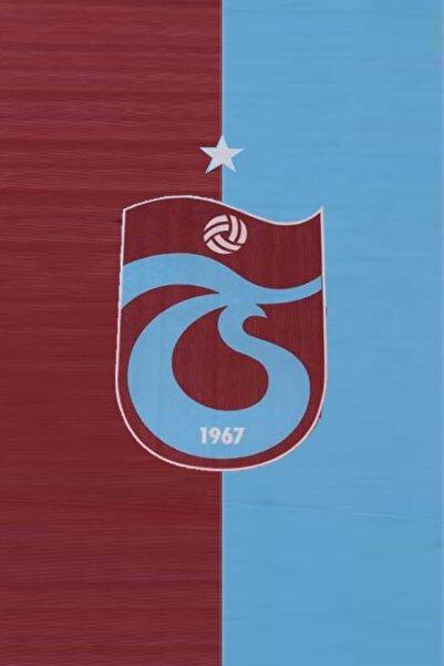 Trabzonspor Bayrak 70*105 Sopalı Bm Parçalı