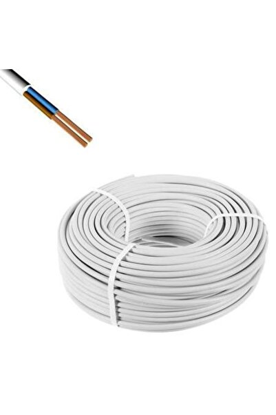 PROICH 2x1,5 Mm Ttr Kablo 100 Metre Çok Telli Izalasyonlu