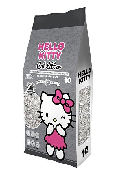Hello Kitty Hello Kıtty 10l Aktif Karbonlu Kedi Kumu