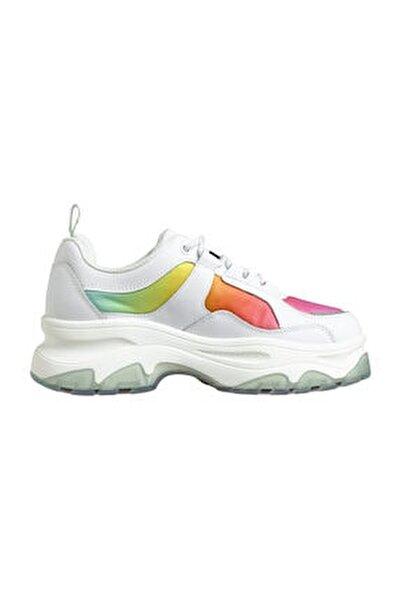 Degrade Flatform Shoe