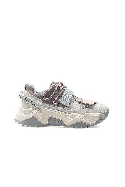 Pierre Cardin PC-30692 Gri Kadın Spor Ayakkabı