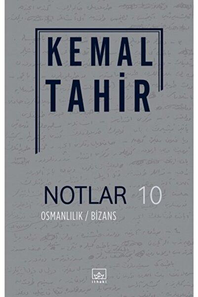 İthaki Yayınları Notlar 10
